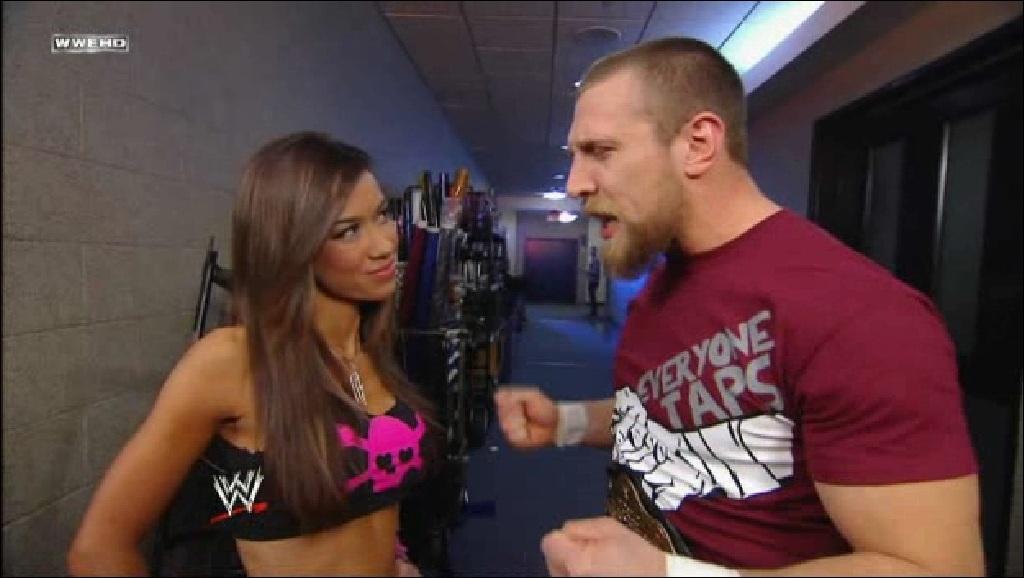 "Diva da WWE vence o ""WWE'12 Superstar Challenge ... Wwe Aj Lee And Daniel Bryan Wedding"