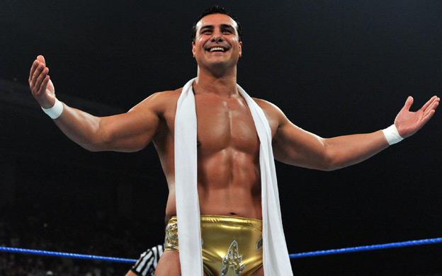 Curtains Ideas wwe behind the curtain : Alberto Del Rio Got Released From WWE, But You Already Knew That ...